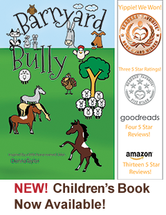 Lucky Bucky Clothing – Barnyard Bully – Book